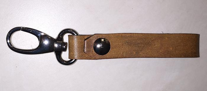 Name:  Leather Belt Loop With Clip.jpg Views: 1084 Size:  26.3 KB