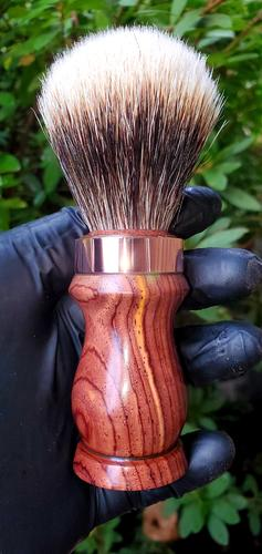 Name:  Maggards 20mm Brush in Cocobolo and Copper.jpg