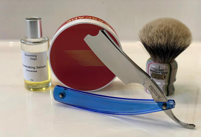 Name:  SOTD_070619 Max 9:8 Barber 1095 GD Cascade SCH3 Manch Candy Stripe.jpg