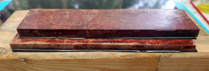 Name:  Mallee Burl EPoxied to G10.jpg