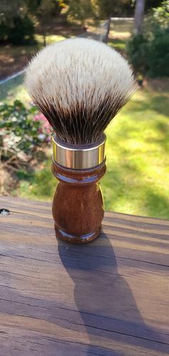 Name:  Walnut Shaving Brush Finished.jpg Views: 33 Size:  21.7 KB